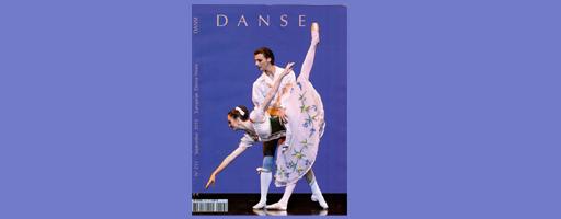 [Magazine Danser] L'Énergie, l'émotion, la pensée au bout des doigts