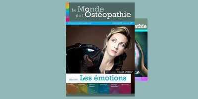 [le Monde de l'Ostéopathie] Écrire sur l'ostéopathie :  interview d'Alain Cassourra